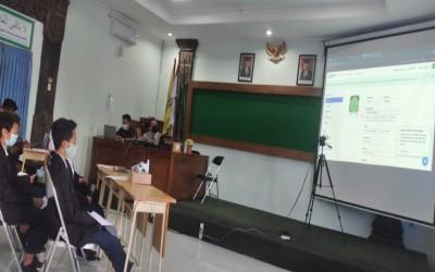 Tim Riset MTsN 1 Yogyakarta Kembali Berlaga di AISEF 2021