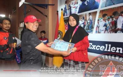 Mutiara, Siswa MTsN 1 Yogyakarta Raih Kejuaraan Taekwondo Tingkat Nasional