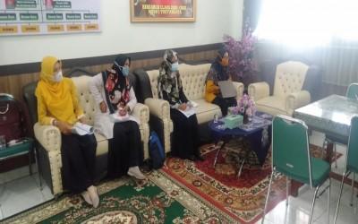 MTsN 1 Yogyakarta Semangat Ikuti GSMB Nasional