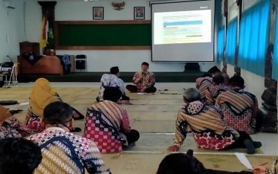 Menuju Wilayah Bebas Korupsi Bersih Melayani (WBBM), MTS Negeri 1 Yogyakarta Adakan Open Recruitment Tim Pengungkit Zona Integritas
