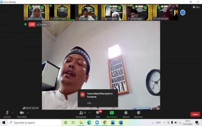 Mujahadah dan Doa Bersama MTsN 1 Yogyakarta untuk Bangsa Indonesia