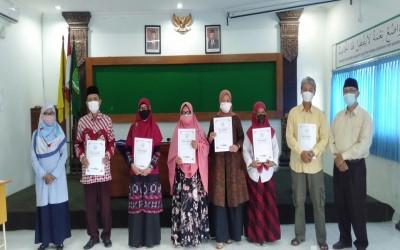 Pengesahan Pengurus Komite MTsN 1 Yogyakarta