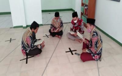 Talaqqi Alquran Warnai Kegiatan Ramadan di MTsN 1 Yogyakarta