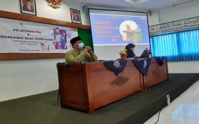 MTsN 1 Yogyakarta Laksanakan Rapat Kenaikan Kelas VII dan VIII