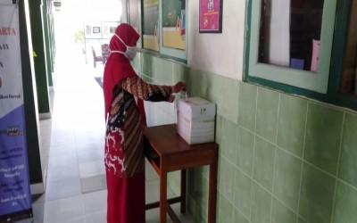 MTsN 1 Yogyakarta Gerakkan KOIN Ramadan bagi Peserta Didik, Guru, dan Pegawai