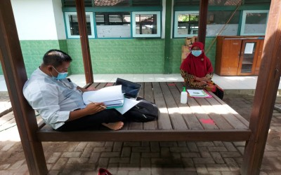 Guru MTsN 1 Yogyakarta Sigap Siapkan Diri Temui Tim Audit