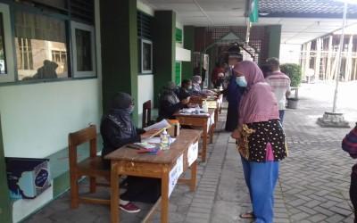 Koin Ramadan Siswa MTsN 1 Yogyakarta