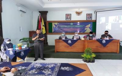 Perkuat Ukhuwah: MTsN 1 Yogyakarta Gelar Syawalan Bersama