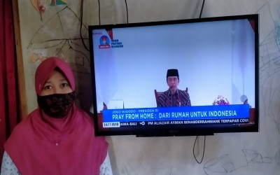 Hening Cipta Indonesia dari MTsN 1 Yogyakarta