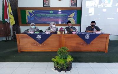 Jadikan MTsN 1 Yogyakarta Nomor Satu: Pembinaan Kepala Bidang Pendidikan Madrasah
