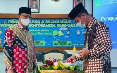 Haflah Khotmil Quran dan Pengajian Dalam Rangka Milad Ke-43 MTsN 1 Yogyakarta