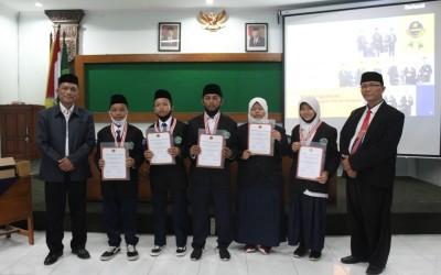 Prestasi Antarkan Para Siswa MTsN 1 Yogyakarta Resmi Diterima di MAN 1 Yogyakarta dan MAN 2 Yogyakarta