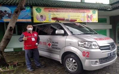 ASPD MTsN 1 Yogyakarta Didukung Penuh PMI Kota Yogyakarta