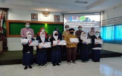 "MTs N 1 Yogyakarta Luncurkan Buku Karya Siswa ""Beribu Asa dalam Sebuah Prosa"""