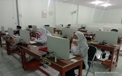MTsN 1 Yogyakarta Sukseskan KSM Jenjang MTs se-Kota Yogyakarta